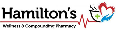 Hamiltons Compounding Logo